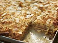 Mandel-Blechkuchen Rezept