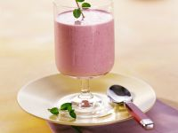 Mandel-Cranberry-Smoothie Rezept