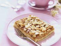 Mandel-Karamellkuchen