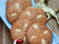 Mandel-Lebkuchen Rezept