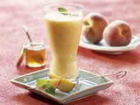 Mandel-Pfirsich-Drink Rezept
