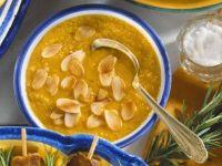 Mandel-Safran-Sauce Rezept