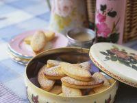 Mandel-Zitronen-Kekse Rezept