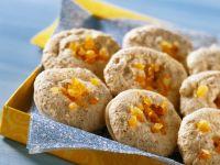 Mandeltaler mit Orangeat Rezept