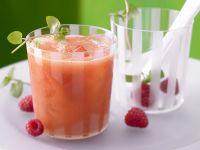 Mango-Himbeer-Cocktail Rezept