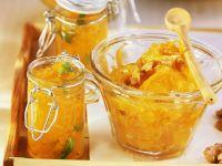 Mango-Ingwer-Marmelade