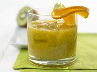 Mango-Smoothie mit Kiwi und Ingwer Rezept