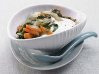 Mangold-Möhren-Gemüse Rezept