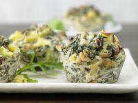 Mangold-Ricotta-Muffins Rezept