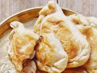 Mantarli Ekmek Rezept