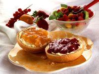 Marillen- oder Erdbeerkonfitüre Rezept