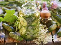 Marinierte Gurken Rezept