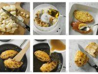 Marinierte Hähnchenbrust zubereiten Rezept