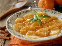 Marinierte Orangenscheiben Rezept