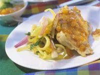 Mariniertes Hähnchen auf indische Art Rezept