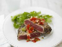 Mariniertes Thunfischsteak Rezept