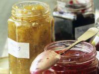 Marmelade aus Stachelbeeren Rezept