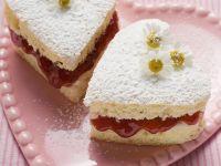 Marmeladen-Herzchen Rezept