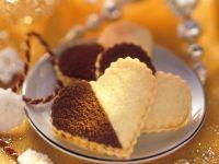 Marmeladenplätzchen-Herzen Rezept