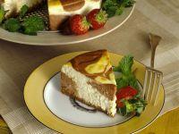 Marmorierter Käsekuchen Rezept