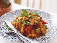 Marokkanischer Auberginensalat Rezept