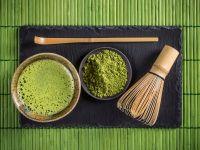 Matcha-Tee: gesünder als grüner Tee?