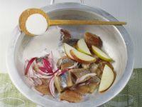 Matjes Hausfrauen Art Rezept