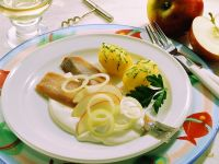 Matjes mit Kartoffeln Rezept