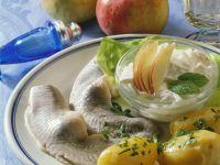 Matjeshering auf Hausfrauenart Rezept