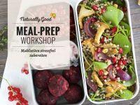 Gesunde Mahlzeiten stressfrei vorbereiten