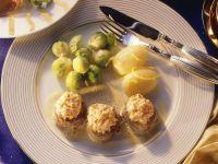 Medaillons mit Möhrenkruste Rezept