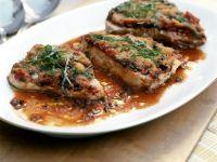 Mediterraner Thunfisch im Ofen gebacken Rezept