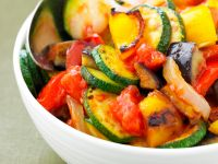 Mediterranes Gemüse Rezept