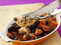 Mediterranes Hähnchen aus dem Ofen Rezept