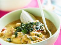 Meeresfrüchte-Curry Rezept