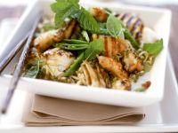 Meeresfrüchte-Curry mit Nudeln Rezept