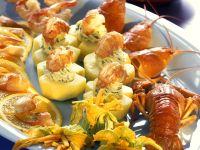 Meeresfrüchte-Häppchen Rezept