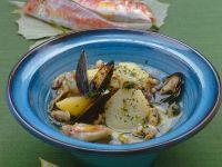 Meeresfrüchteeintopf Rezept