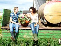 """""""meine ernte"""": Mieten Sie einen Gemüsegarten"""