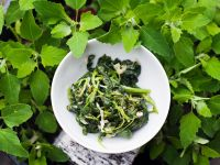 Meldegemüse mit Sahne Rezept
