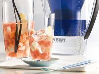 Melone-Ingwer-Wasser Rezept