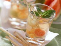 Melonen-Cocktail Rezept