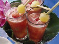 Melonencocktail Rezept