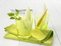 Melonensorbet Rezept