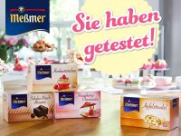 Test-Ergebnis: Kuchentee-Sorten von Meßmer!
