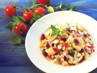 Mexikanischer Bohnen-Mais-Salat Rezept
