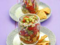 Mexikanischer Tomatensalat Rezept