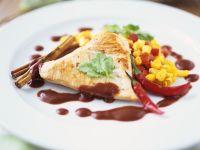 Mexikanisches Hähnchen Rezept
