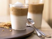Milchkaffee-Mousse