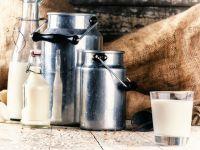 Nicht jede Milchsorte wird sauer